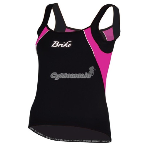 Top Briko GRAND TOUR black-pink