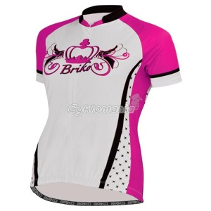 Dres Briko ROYALE lady pink-black-white