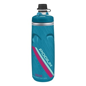 Láhev CamelBak Podium Chill Dirt Series teal 0,6 l