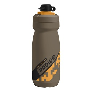 Láhev CamelBak Podium Dirt Series 0,62 l shadow grey/sulphur