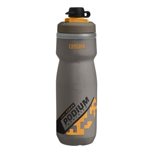 Láhev CamelBak Podium Dirt Series Chill 0,62 l shadow grey/sulphur