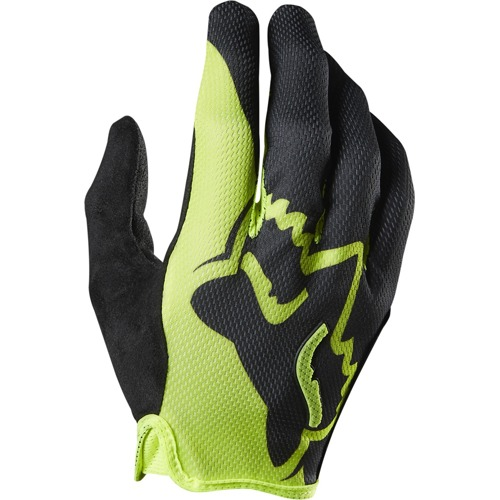 Rukavice Fox Racing Demo Glove Fluorescent Yellow