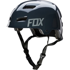 Downhill/BMX přilba Fox Transition Charcoal