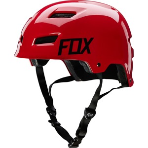 Downhill/BMX přilba Fox Transition Red