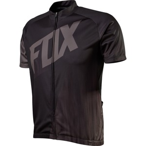 Dres Fox Livewire Race Jersey Black