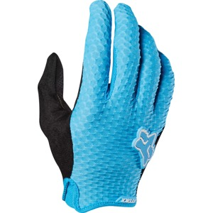 Rukavice Fox Attack Glove Cyan