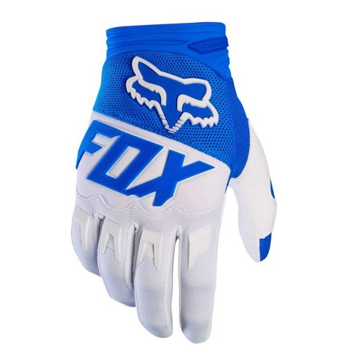 Rukavice Fox Dirtpaw Race Glove Blue