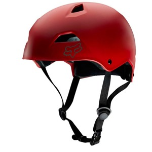 Downhill/BMX přilba Fox Flight Sport Red