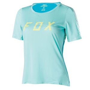 Dámský dres Fox Racing Attack Ice Blue