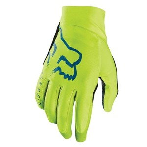 Rukavice Fox Flexair Glove Fluo Yellow