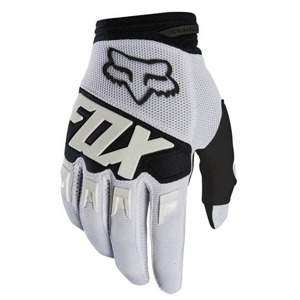 Rukavice Fox Dirtpaw Race Glove White NEW