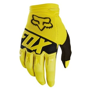 Rukavice Fox Dirtpaw Race Glove Yellow