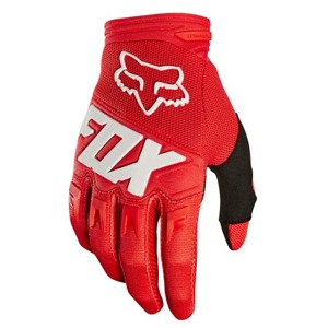 Rukavice Fox Dirtpaw Race Glove Red