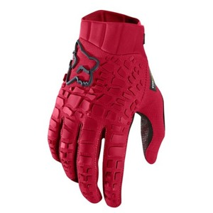 Rukavice Fox Racing Sidewinder Dark Red