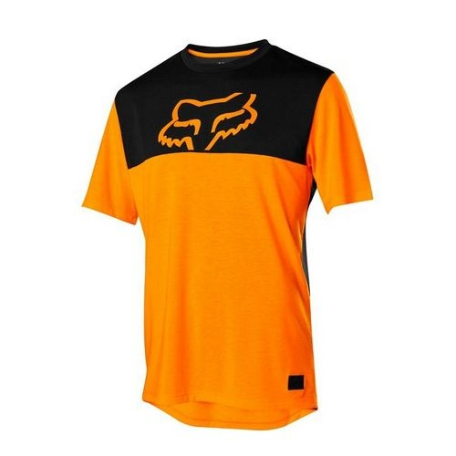 Dres Fox Ranger Drirelease S/S Jersey Atomic Orange