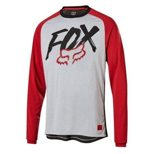 Dres Fox Ranger Drirelease L/S Jersey Steel Grey