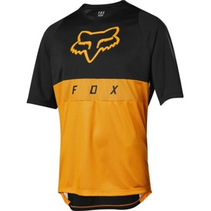 Dres Fox Defend S/S Moth Jersey Atomic Orange