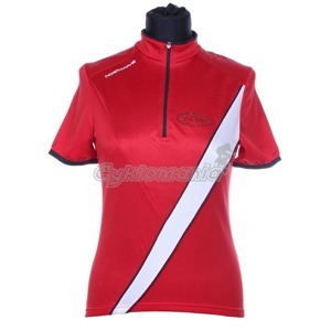 Dres Northwave Diamond dámský red