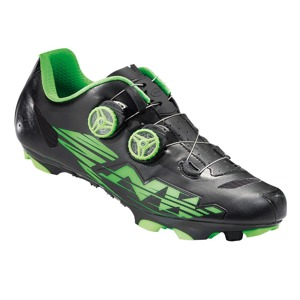 MTB tretry Northwave BLAZE PLUS black-green fluo