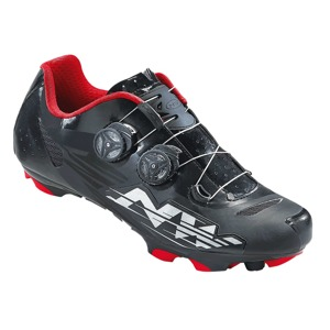 MTB tretry Northwave BLAZE PLUS black-white-red