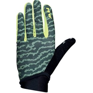 Rukavice Northwave Blaze 2 Full green/yellow fluo
