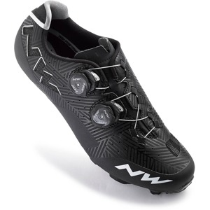 MTB tretry Northwave REBEL black-white