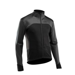 Pánská bunda Northwave Reload Jacket Selective Protection Black
