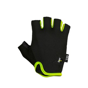 Rukavice R2 Tune black/neon yellow