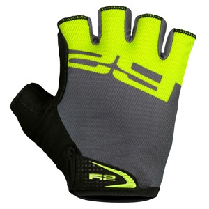 Rukavice R2 Enduro grey/neon yellow