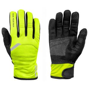 Rukavice R2 Storm neon yellow