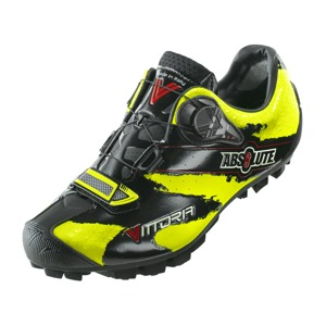 MTB tretry Vittoria ABSOLUTE black/yellow