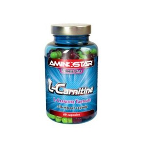 Aminostar L-Carnitine 736 mg 60cps + 20cps