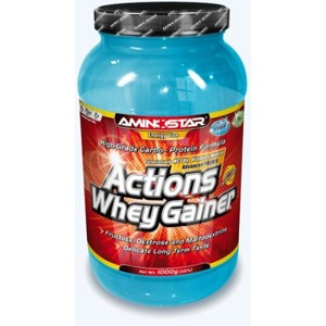 Aminostar Whey Gainer Actions 2250g