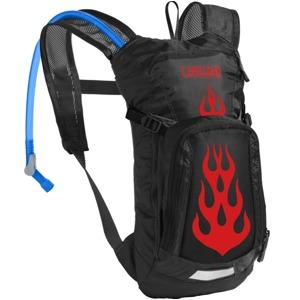 4678a4655 Dětský batoh CamelBak Mini M.U.L.E. black/flames 3l