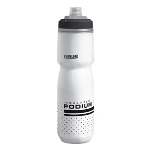Láhev CamelBak Podium Chill 0,71 l white/black