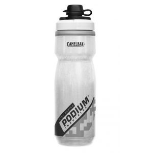 Láhev CamelBak Podium Dirt Series Chill 0,62 l white