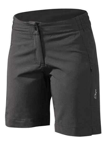 Dámské volné kraťasy Etape Cat černá z kategorie Cyklo oblečení c6198c8093