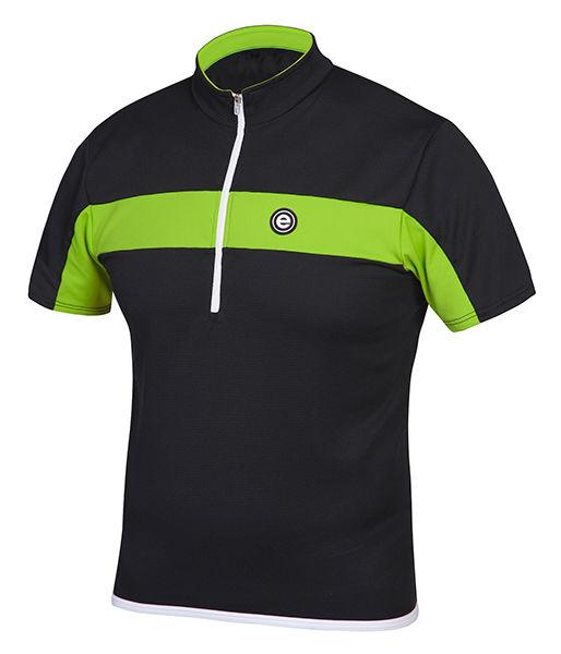 Dres Etape Face černá zelená z kategorie Cyklo oblečení b42b5a06e1