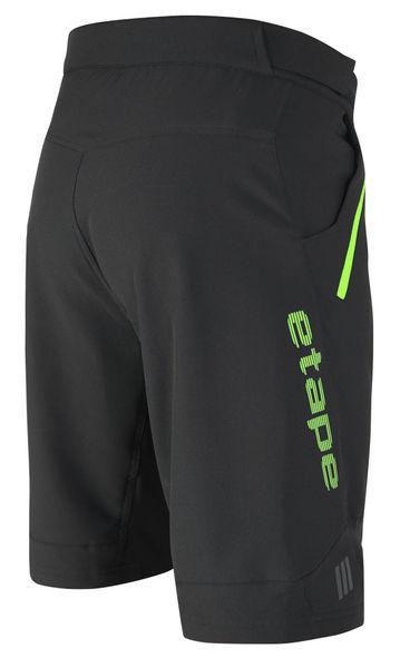 Volné kalhoty Etape Freeride černá zelená Cyklomania.cz 1a3816fd02