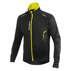 Zimní bunda Etape Strong WS černá žlutá fluo 17dee2a3b6