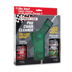 Čistič řetězu Finish Line Chain Cleaner Kit