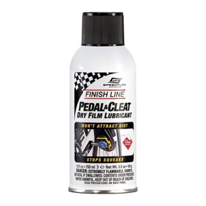 Finish Line Pedal and Cleat Lubricant
