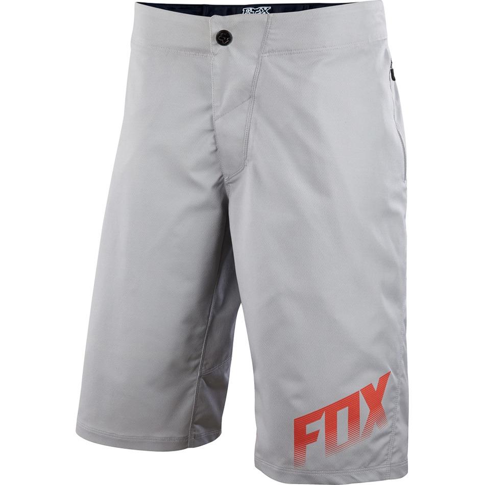 cb96c463375 Volné kraťasy Fox Racing Indicator Short Grey z kategorie Cyklo oblečení