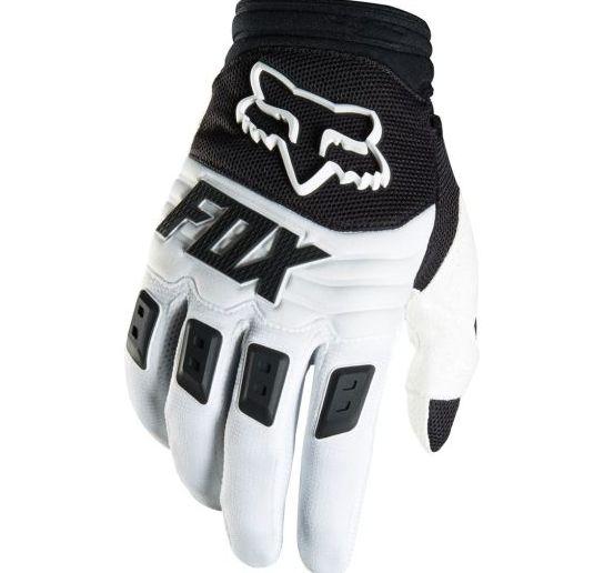 Rukavice Fox Dirtpaw Race Glove White z kategorie Cyklo oblečení 0fa42e9c7f