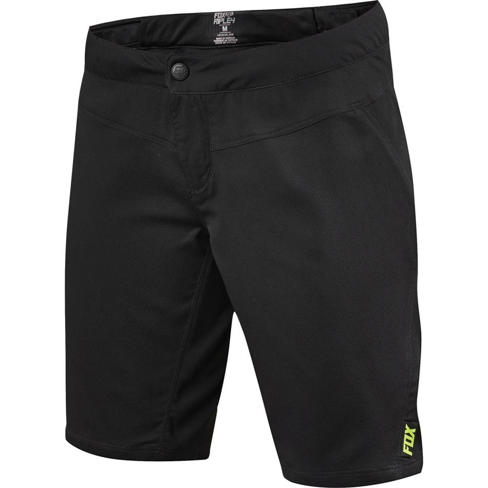 Dámské kraťasy Fox Ripley Short Black z kategorie Cyklo oblečení 22b8024769