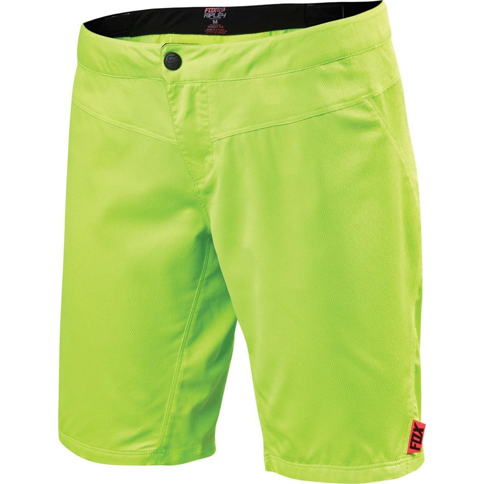 9cdd5539981 Dámské kraťasy Fox Ripley Short Flo Yellow z kategorie Cyklo oblečení