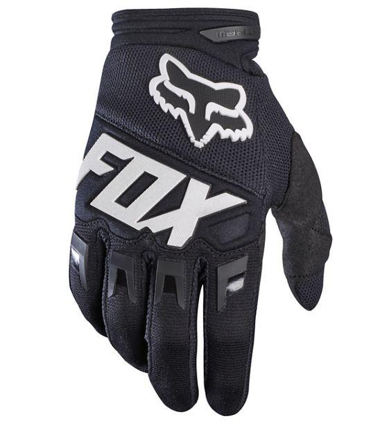 Rukavice Fox Dirtpaw Race Glove Black z kategorie Cyklo oblečení 3a65d15c39