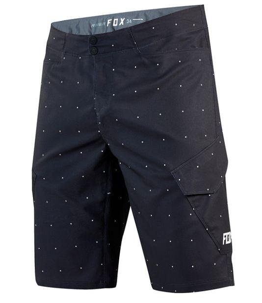 Volné kraťasy Fox Ranger Cargo Dot Shorts Black z kategorie Cyklo oblečení f682789a96