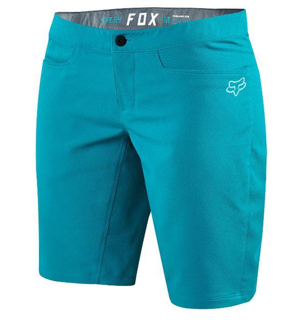 abee7dc437f Dámské kraťasy Fox Ripley Short Jade z kategorie Cyklo oblečení