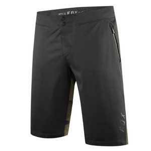 Volné kraťasy Fox Attack Water Short Fatigue Camo